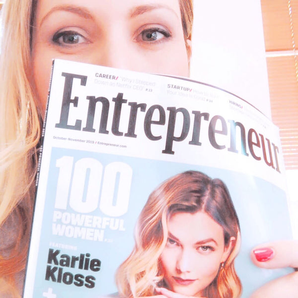 MiaDonna Founder & CEO Named On Entrepreneur Magazine
