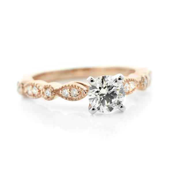 Amore Vintage Engagement Ring