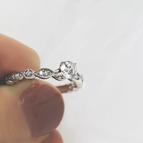 Amore Engagement Ring