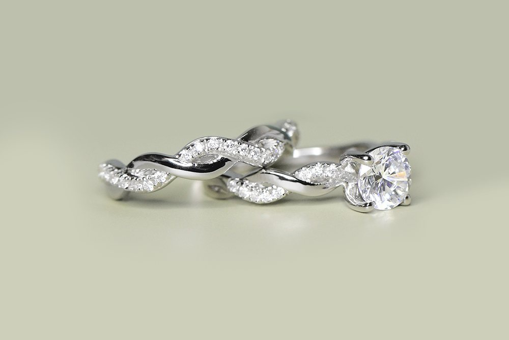 Beloved Wedding Set