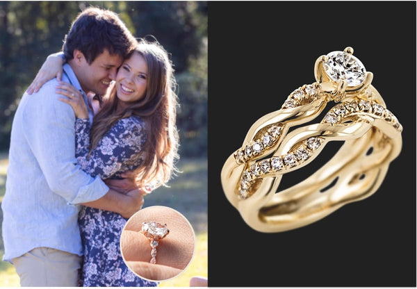 Bindi Irwin Engagement Ring