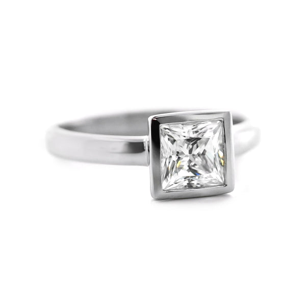 Bizet Solitaire Engagement Ring