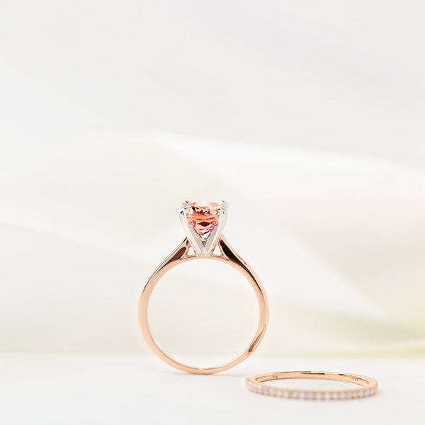 9d389acd2 7 Pink Katy Perry Engagement Ring Alternatives | MiaDonna