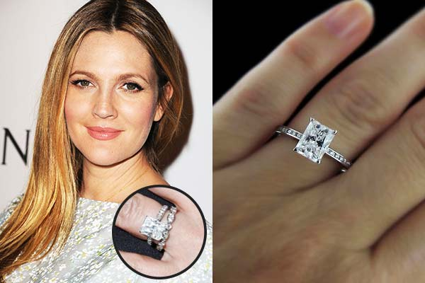 Celebrity Engagement Rings MiaDonna
