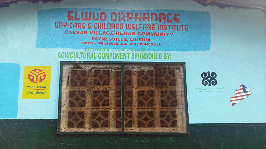 The Greener Diamond - The Elwou Orphanage Agricultural Project