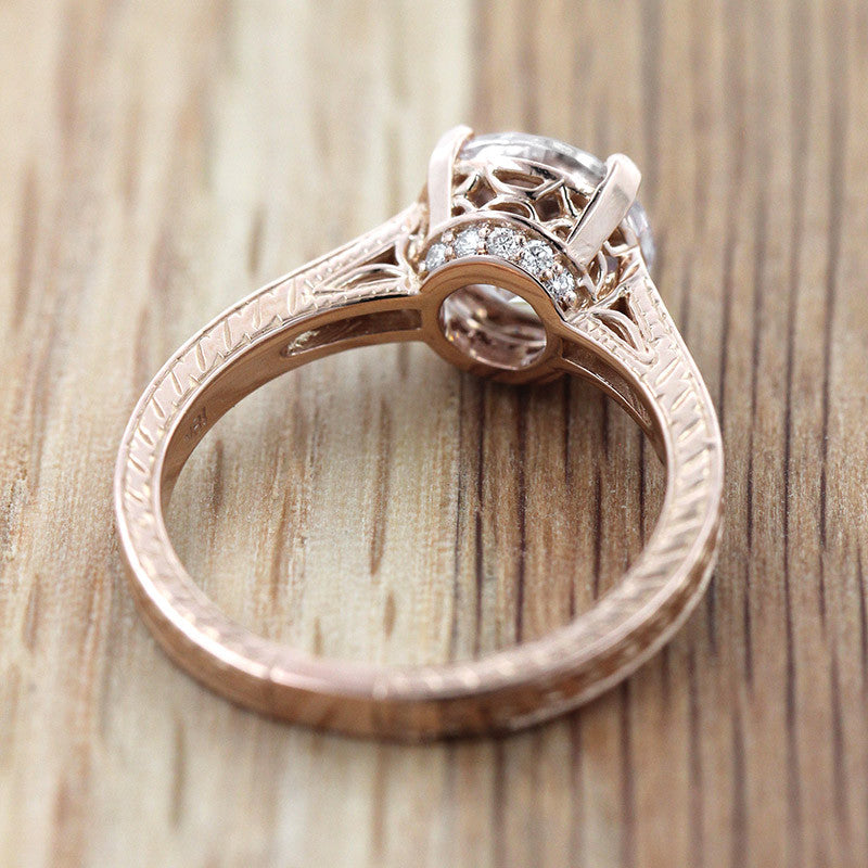 Ella Antique Wedding Ring