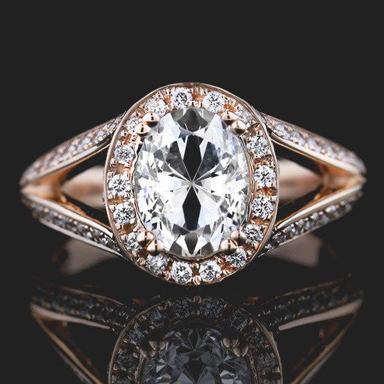 Kat Antique Engagement Ring