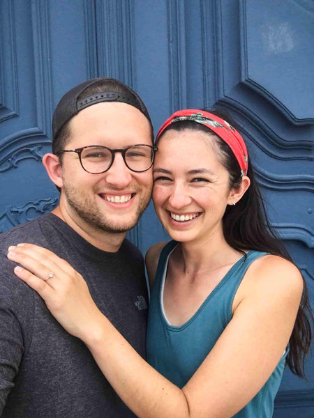 Featured Couple - Meet Alex and Jordan