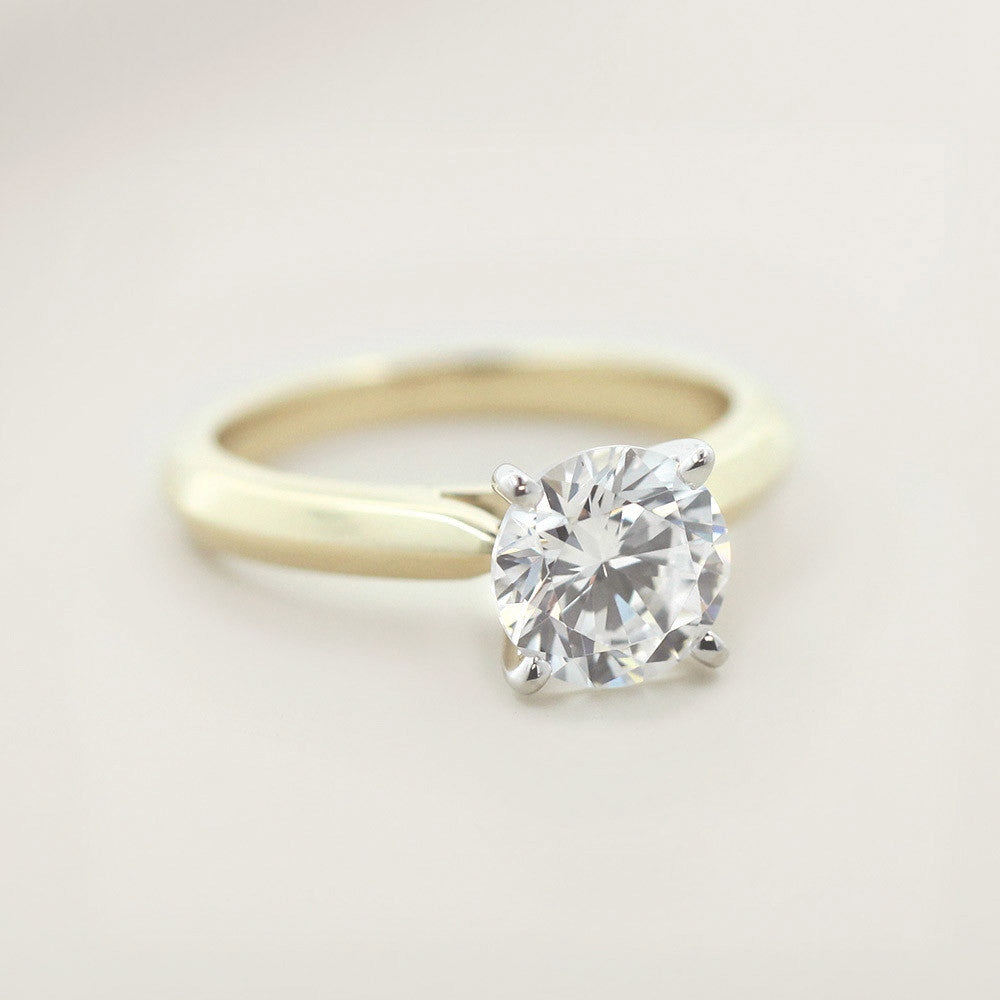Jamie Solitaire Engagement Ring
