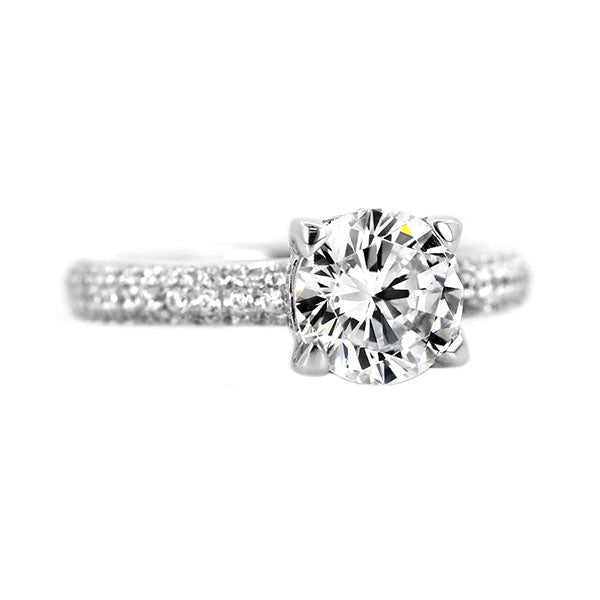 Jayda Antique Engagement Ring