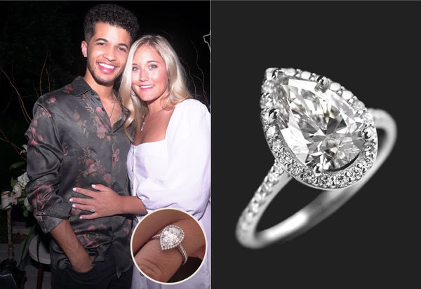 Jordan Fisher Ellie Woods Engagement