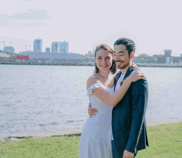 Featured Couple - Meet Emily and Ryo