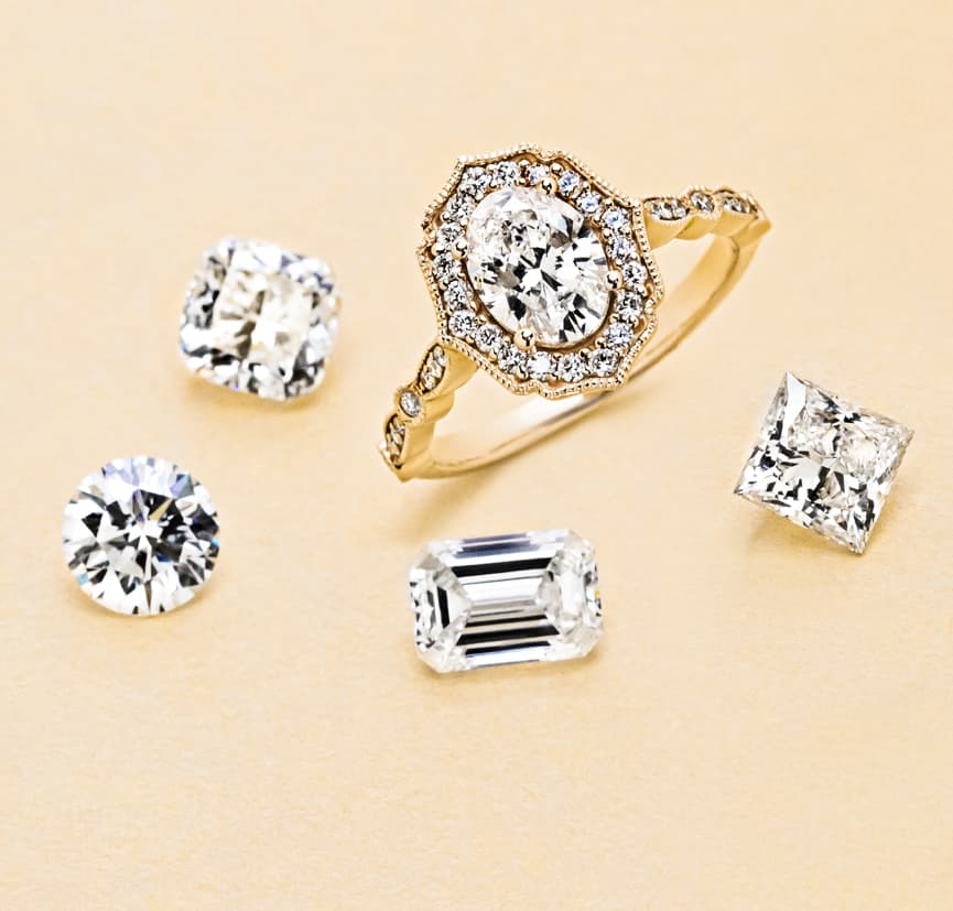 Explore Lab Grown Diamonds