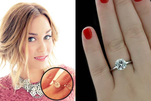 lauren conrad engagement ring - Lauren Conrad Wedding Ring