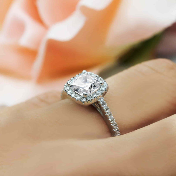 Luxe Engagement Ring