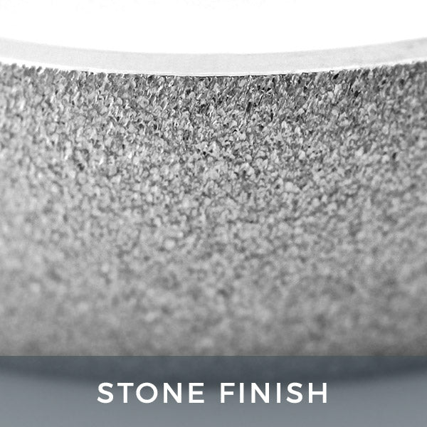 Stone Finish Men's Band