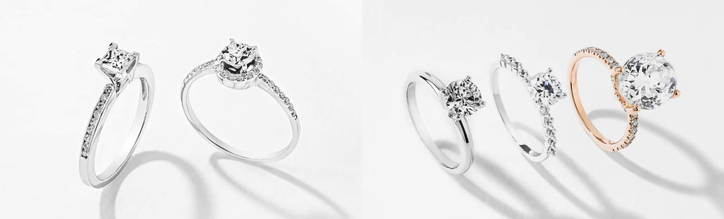 MiaDonna Lab-Grown Diamond Engagement Rings
