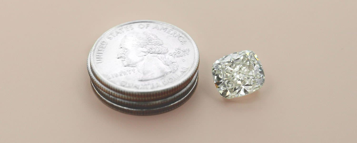 Largest lab grown diamond