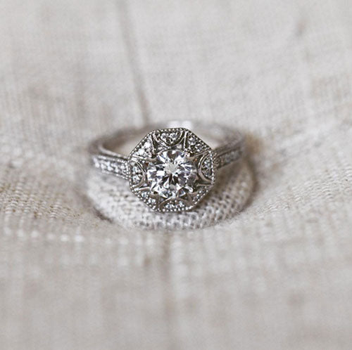 Morrison Engagement Ring