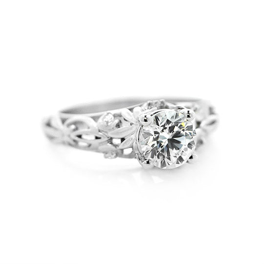 Noel Antique Engagement Ring