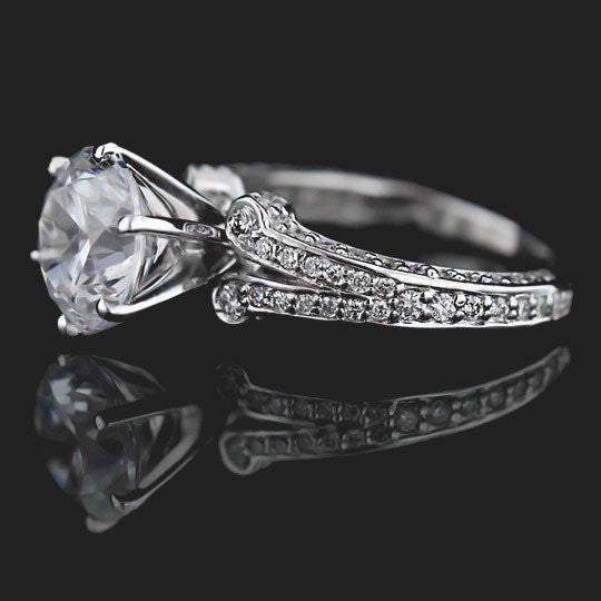 O'Hara Antique Engagement Ring
