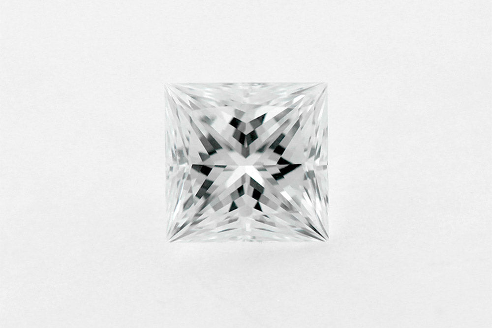 Princess Cut 1.21ct D color, Internally Flawless Lab Grown Diamond for $9,470.00