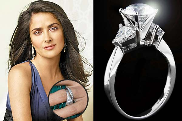 Salma-Hayek-Engagement-Ring