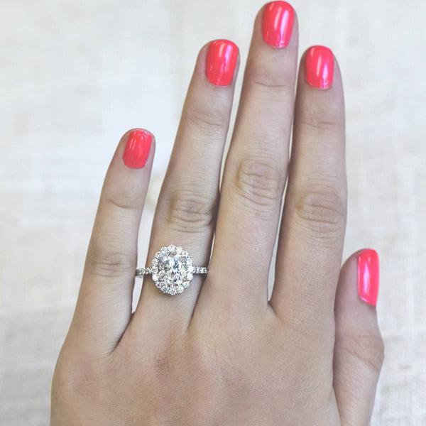 Selena Engagement Ring