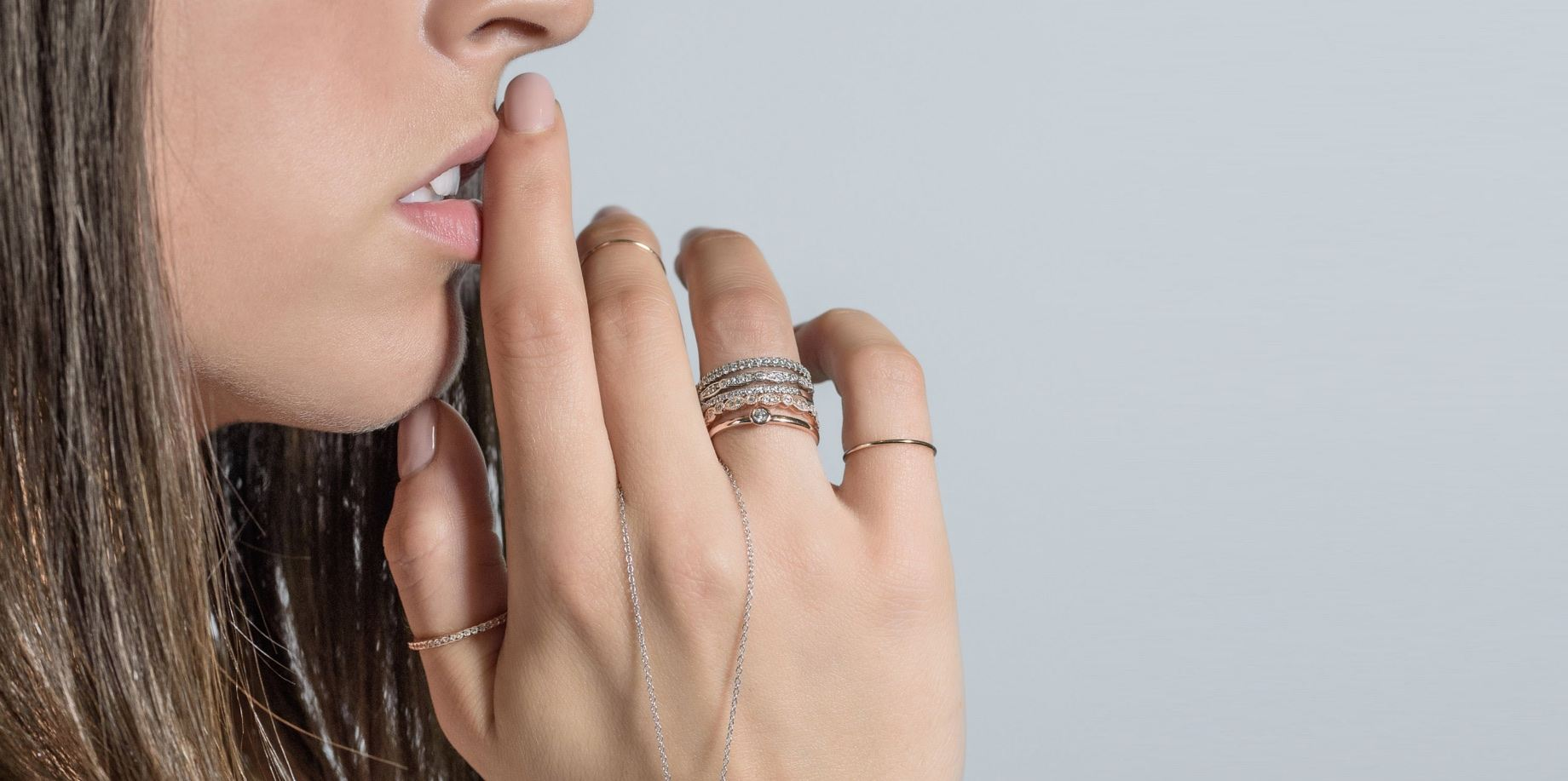 Shop Stackable Engagement Rings