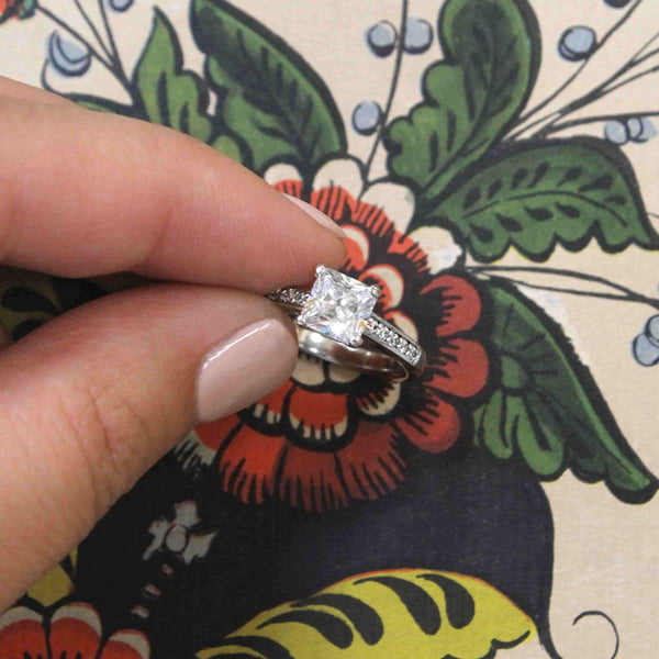 Tigerlilly Engagement Ring