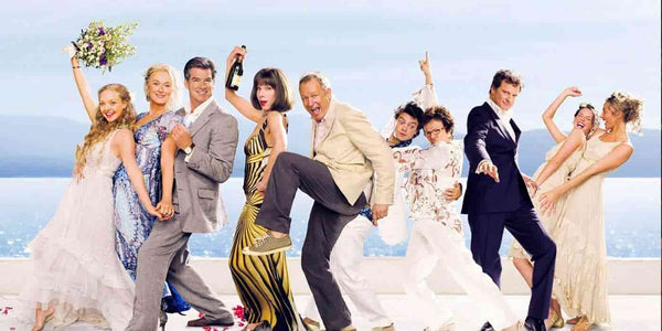 Top 10 Wedding Rom Coms Mamma Mia!