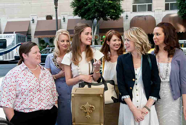 Top 10 Wedding Rom Coms Bridesmaids