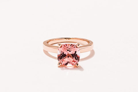 MiaDonna Traditional Rose Gold Engagement Ring