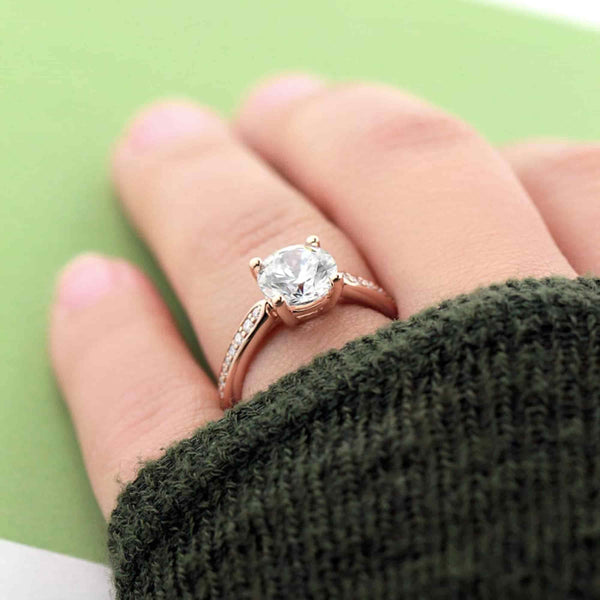Unity Engagement Ring