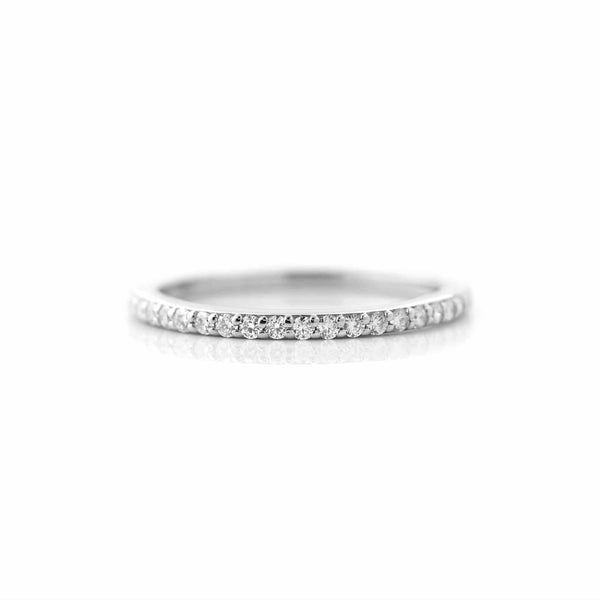Idyllic Stackable Wedding Band