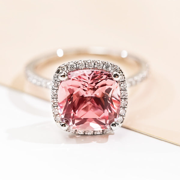 7 Pink Katy Perry Engagement Ring Alternatives Miadonna
