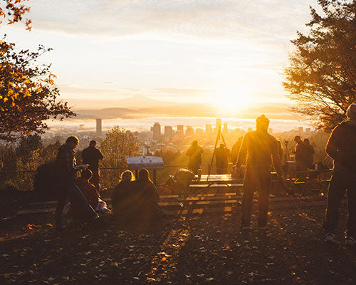 Where to Relax in Portland