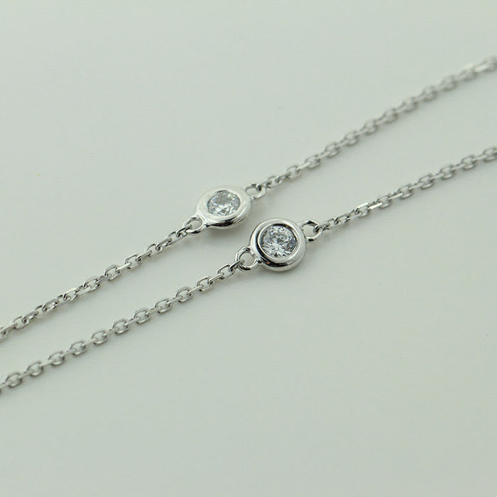Diamonds for Days Necklace