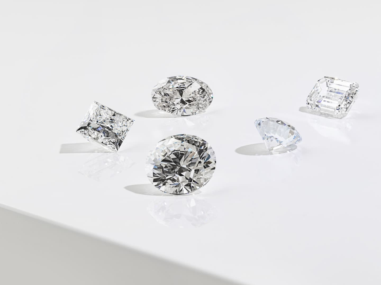 How much are lab grown diamonds