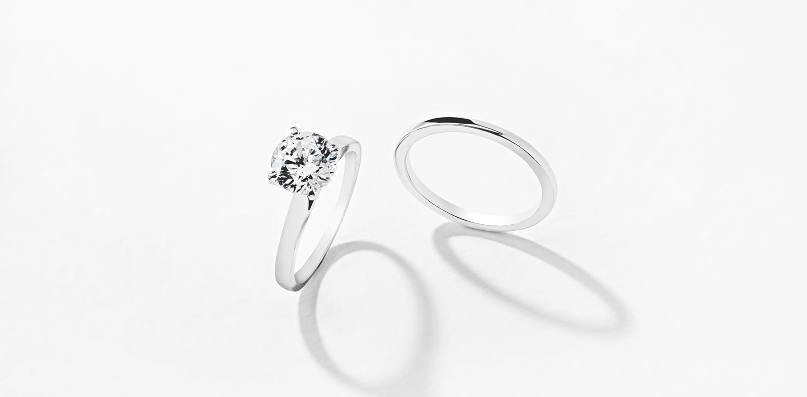 Stackable Wedding Ring Sets