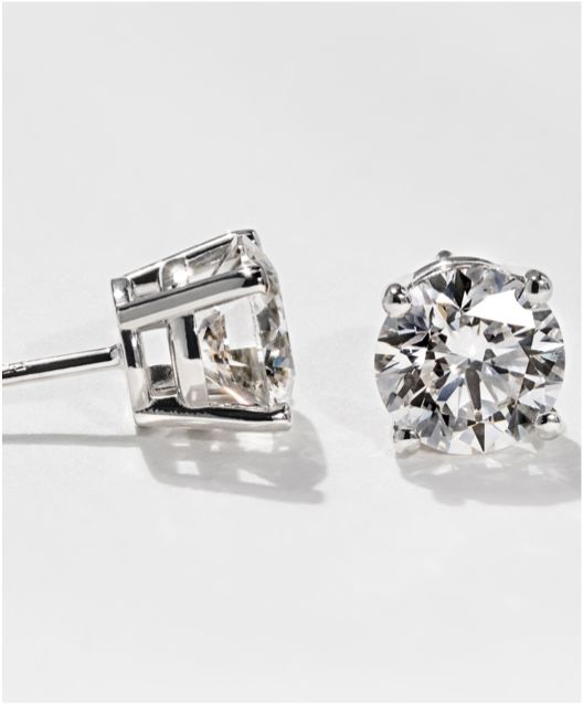 Trending Lab Grown Diamond Jewelry