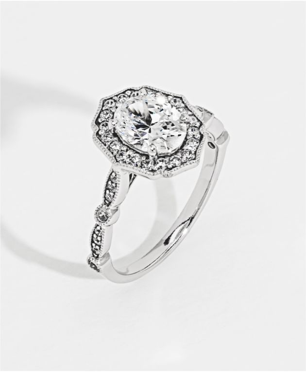 Trending Vintage Lab Grown Diamonds