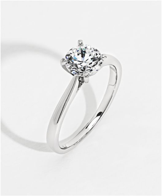 Trending Solitaire Lab Grown Diamonds