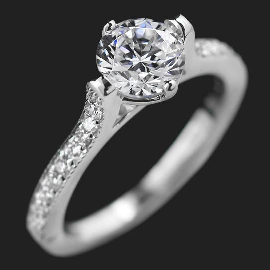 Dharma Engagement Ring