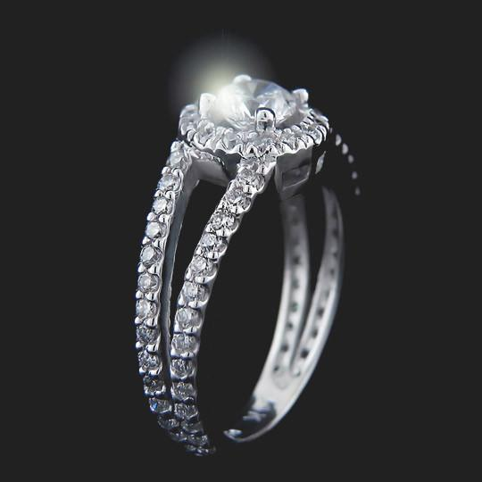 Ryder Accented Engagement Ring