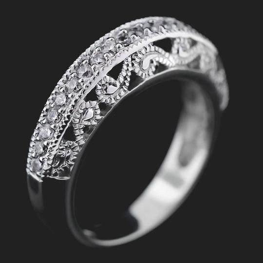 Kadence Diamond Wedding Band