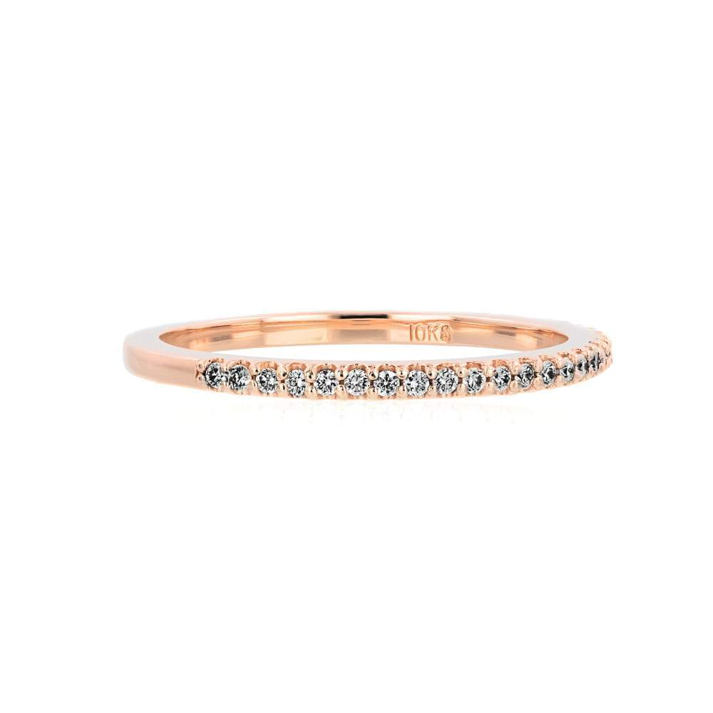 Half Round Stackable Band