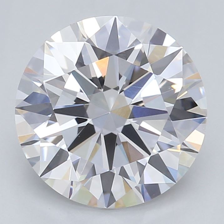 1.08 Carat Round Cut Lab Created Diamond