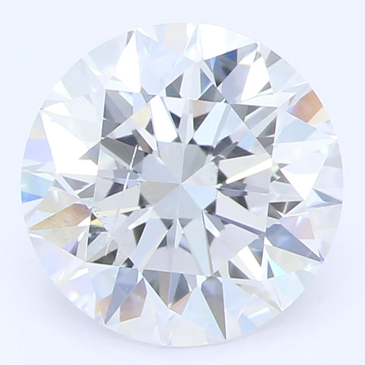 1.50 Carat Round Cut Lab Created Diamond