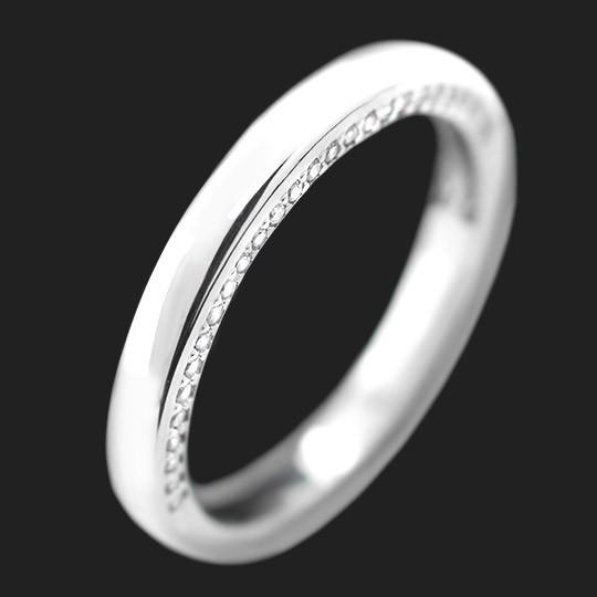 Legend Accented Wedding Band